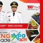 Pameran Di Palangka Raya : Kalteng Trade Expo 2019