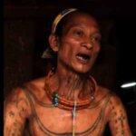 tattoo suku mentawai